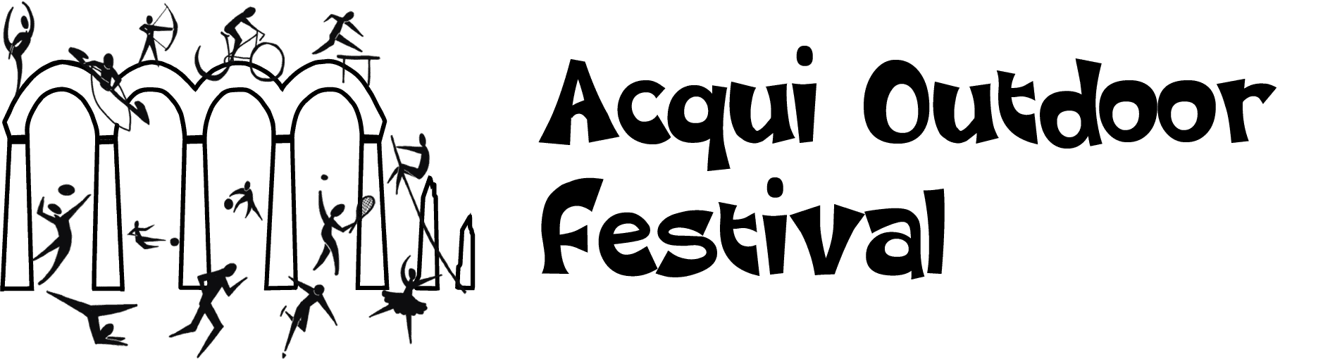 Logo Acqui Outdoor Festival